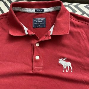 Abercrombie & Fitch XL relaxed fit polo